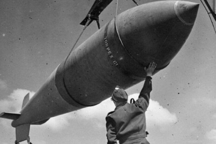 Підірвали найбільшу бомбу часів ІІ світової війни (Відео)