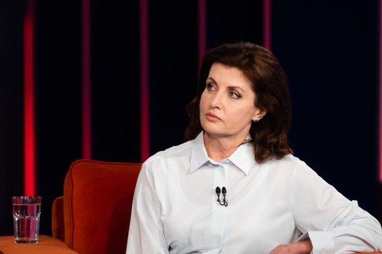 Марина Порошенко: щоб розірвати ланцюг коронавірусу, потрібно вакцинувати мільйони українців, але вакцини немає