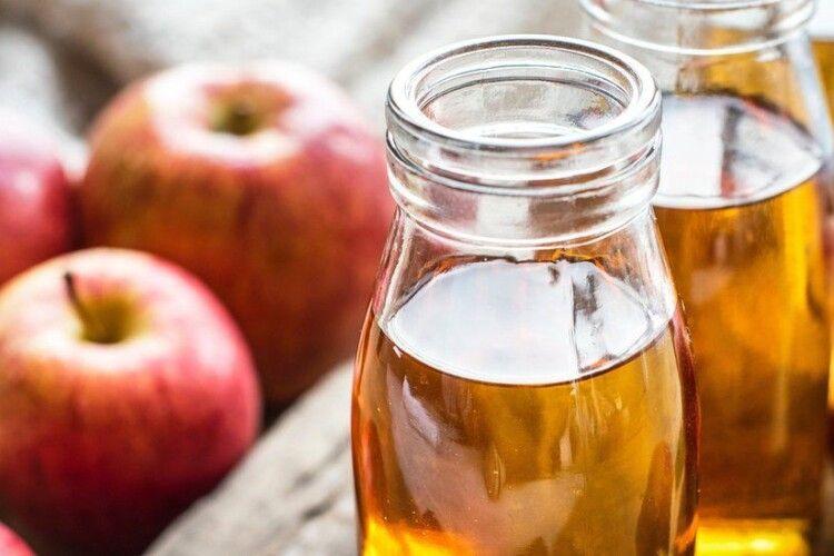Яблучний оцет лікує суглоби