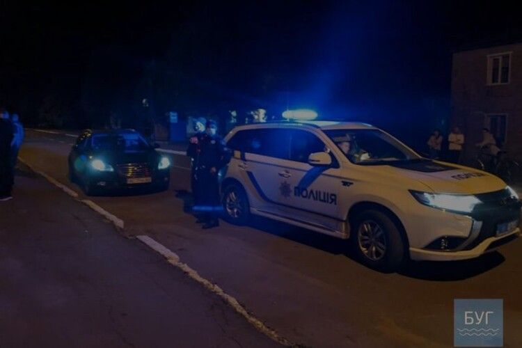 У Нововолинську поліція ловила п'яного водія
