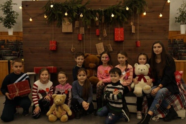 Для юних ковельчан організували різдвяний табір (Фото)