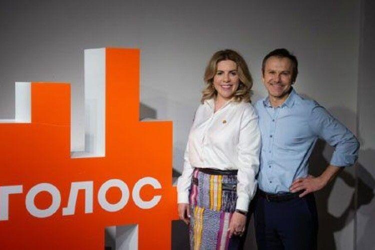 Вакарчук більше не голова партії «Голос»