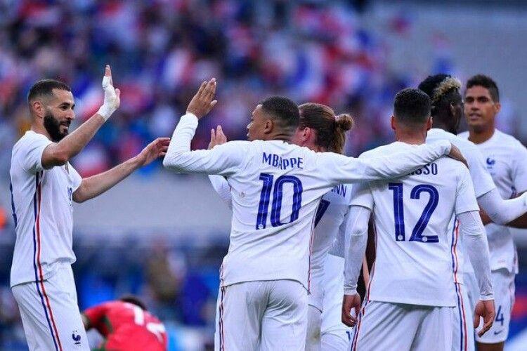 Десять фаворитів Євро-2020 (Рейтинг)