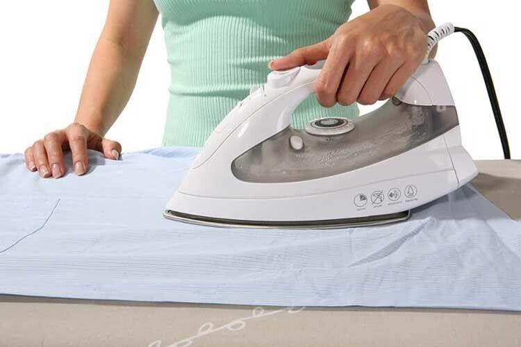 Як правильно прасувати сорочку