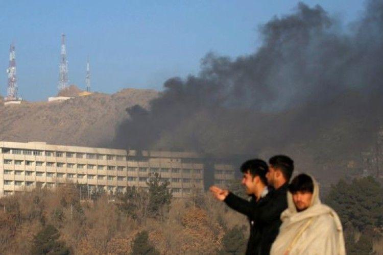 Літак з тілами сімох загиблих у Кабулі українців прибув до України