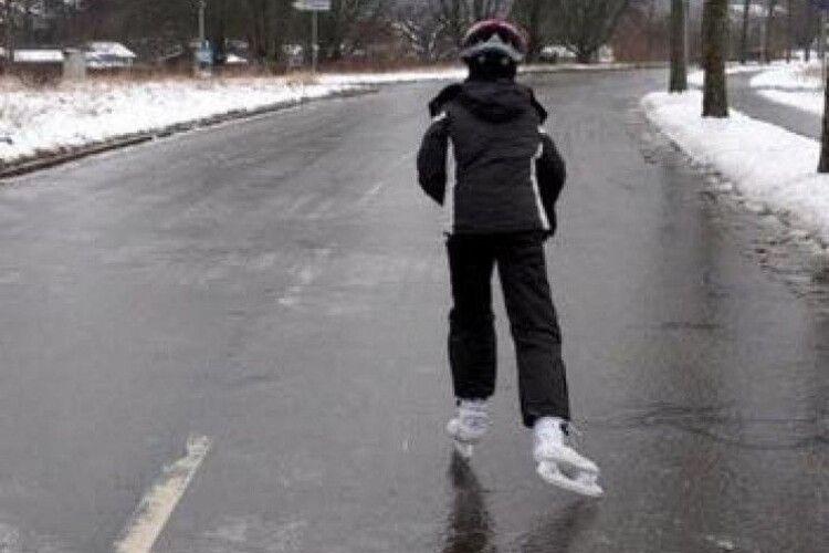 Погода на четвер, 17 грудня: на дорогах Волині ожеледиця
