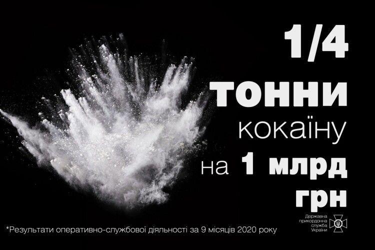 379 кг наркотичних засобів, 17 кг психотропних речовин та понад 6,8 тонни прекурсорів