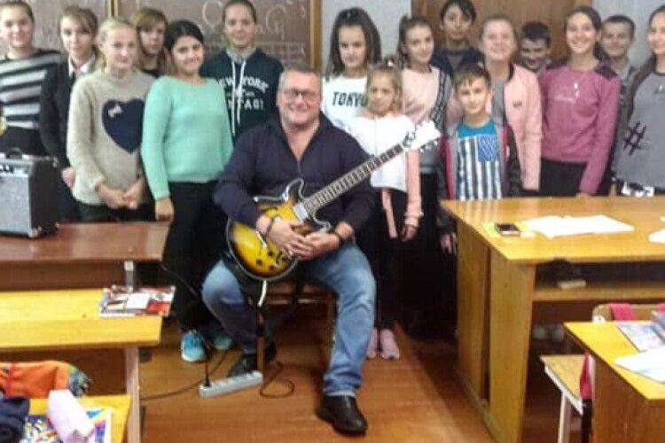В селі Озеро Ківерцівського району буде клас музичного мистецтва