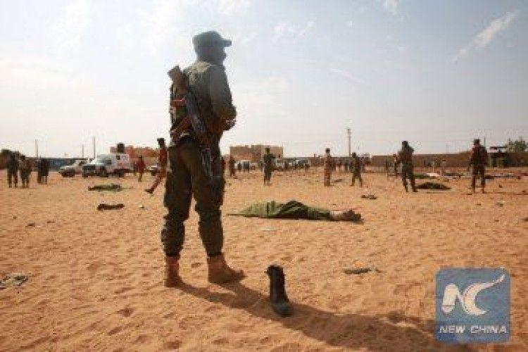 У Малі бойовики винищили ціле село