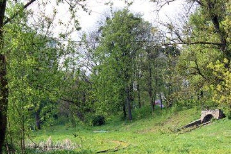 Років 20 тому там дійсно була територія, де гуляли діти: у Луцьку візьмуться за ботанічний сад на Шопена