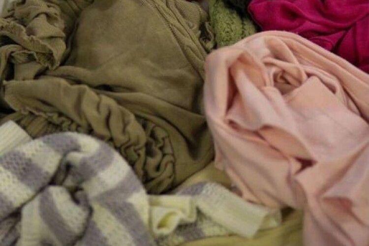 Волинян просять допомогти зібрати одяг і продукти для малозабезпечених дітей