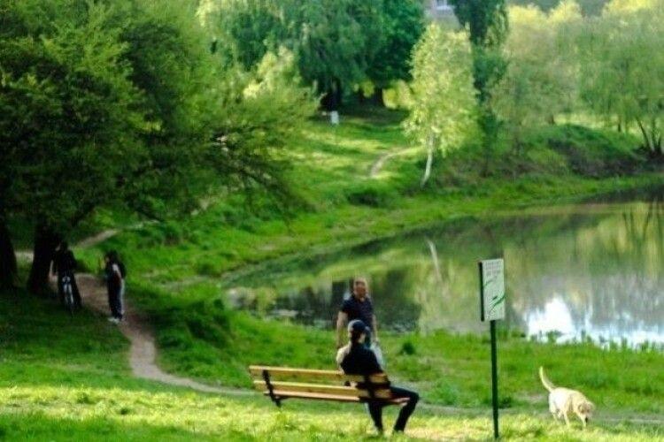 Чи забудують парк імені 900-річчя міста Луцька