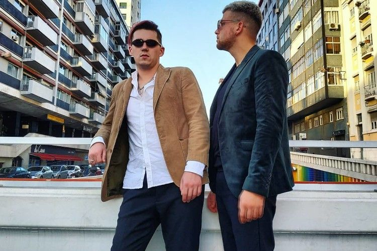 Знайомтеся: гаражні інтелігенти — гурт «Львівський танцювальний клуб» (ФОТО, ВІДЕО)