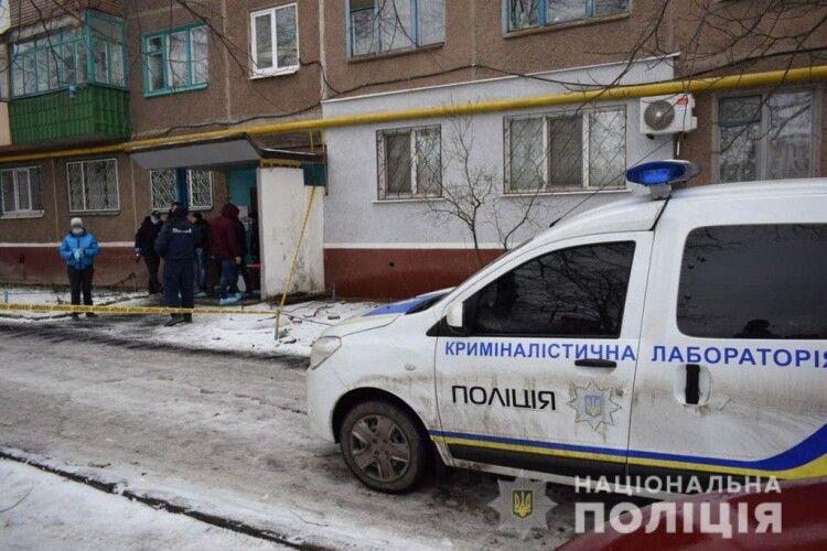 У Слов'янську сталося потрійне вбивство (Фото)