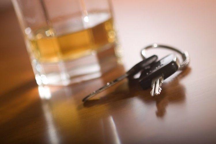 13 п'яних водіїв спіймали на Волині поліцейські за вихідні