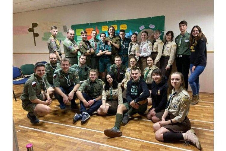 У Луцьку відбувся всеукраїнський тренінг для волонтерів Пласту