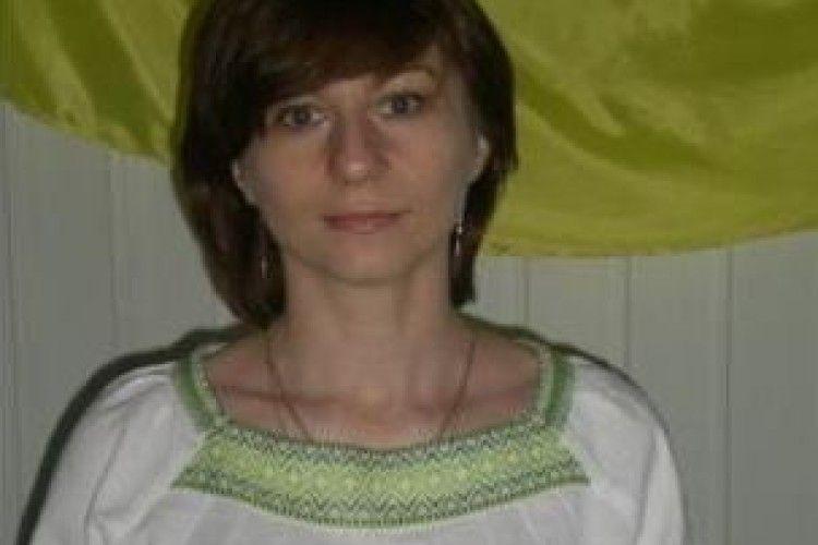Маневичанка боротиметься за звання найкращого вчителя України