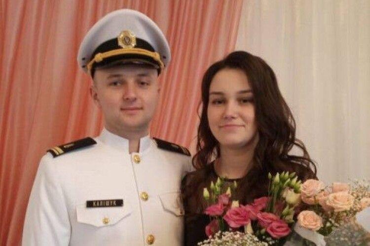 25-річний волинянин керує військовим оркестром в Одесі