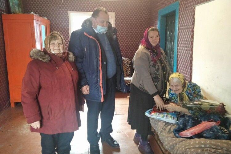 Довгожителька з Волині відзначила 104-ий день народження