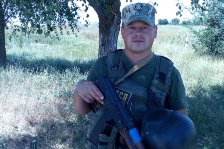 Герой з Горохівщини, який захищав Україну на Сході, потребує допомоги