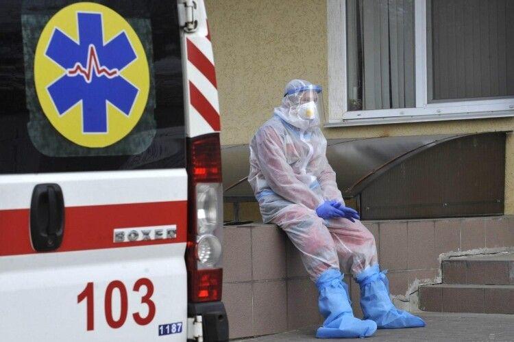 Померла 11-річна дівчинка, хвора на коронавірус