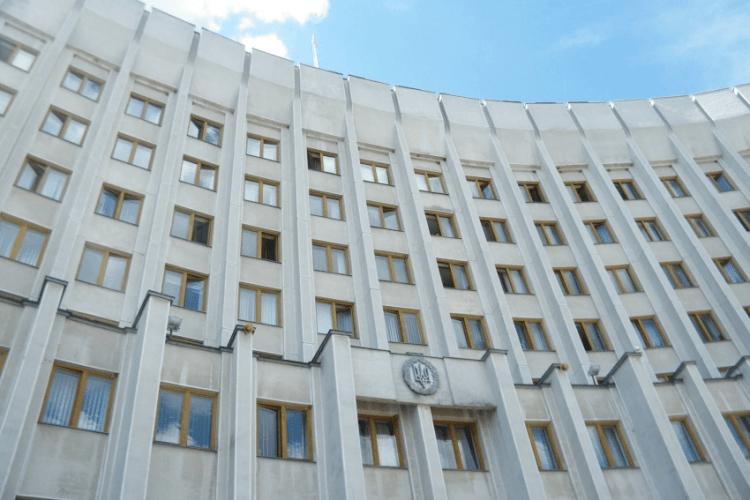Через небезпеку «червоної зони» скликають позачергову сесію Волинської обласної ради