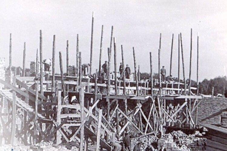 Розповіли як після Другої світової війни у Луцьку  працювала теплова електростанція