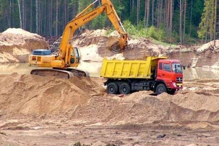 На Волині в орендаря заберуть земельну ділянку з кар'єром