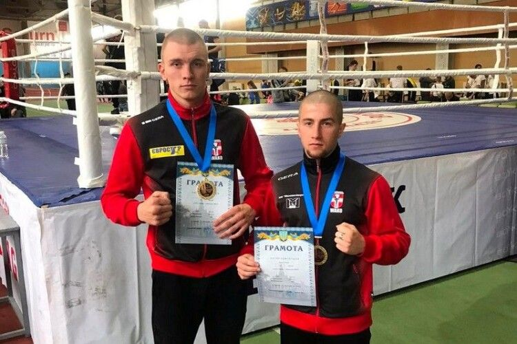 Ковельські спортсмени здобули призові місця на українському чемпіонаті