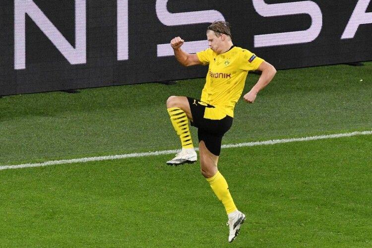Норвежець Ерлінг Голанд забив 12 голів у перших 10 поєдинках в ЛЧ