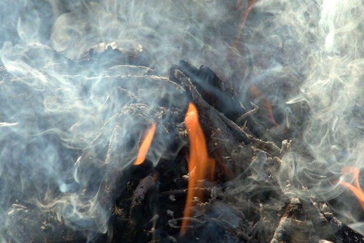 У Старій Вижівці сталася пожежа в будинку