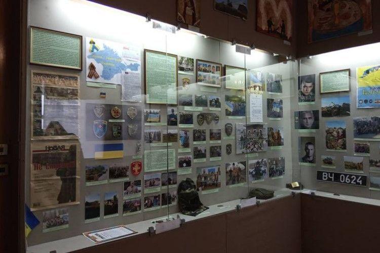 Топ-5 експонатів про війну у Волинському краєзнавчому музеї