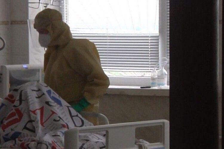 «Наша киснева система тріщить по швах», - керівник волинської обласної лікарні про хворих на коронавірус