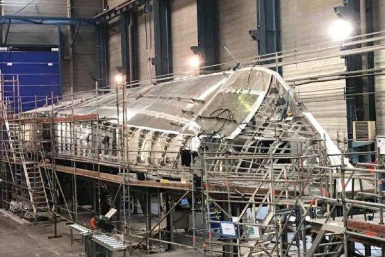 У Франції розпочалося будівництво катерів для ДПС України