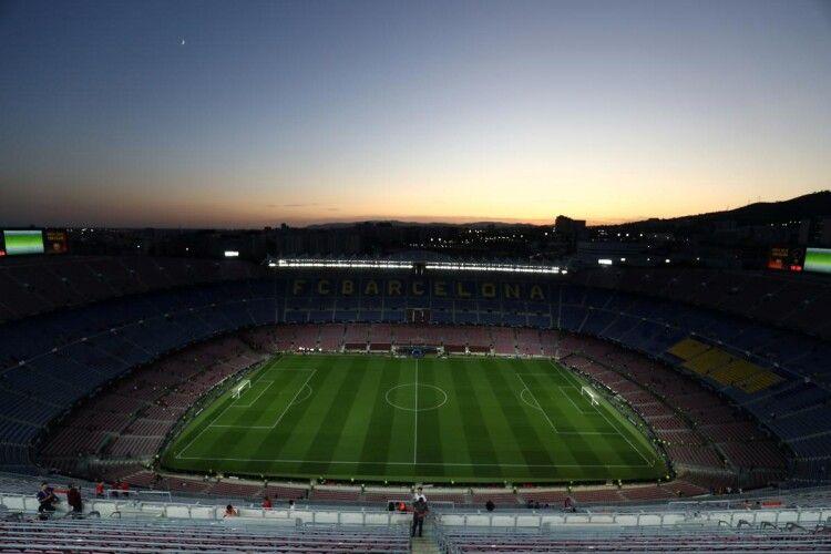 Легендарний стадіон «Барселони» «Камп Ноу» пропонують перейменувати на «Pornhub Stadium»
