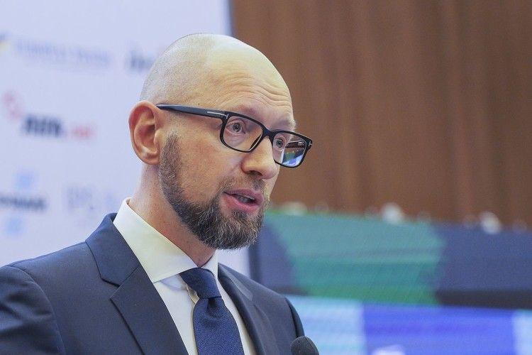 Арсеній Яценюк заявив, що цьогоріч «у Президенти» не піде