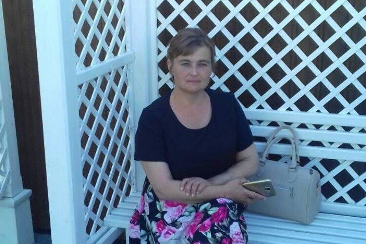 Ірина Лозовик 12 років чекала на пересадку нирки
