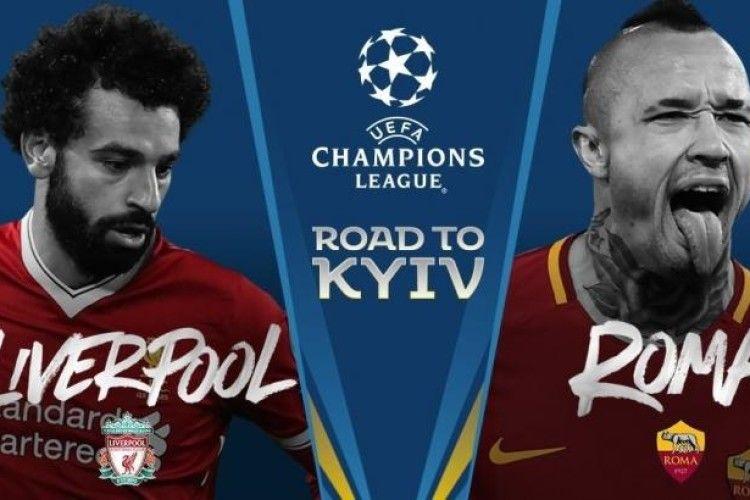 «Ліверпуль» – «Рома» – 5:2: божевілля в першому матчі битви за квиток у Київ (ВІДЕО)