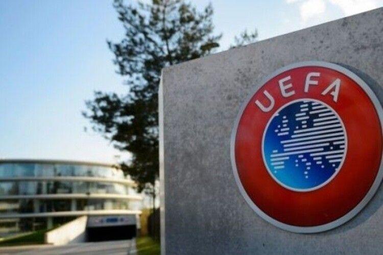 УЄФА відповів на запит росіян з приводу лого з Кримом на формі клубів УПЛ (Фото)