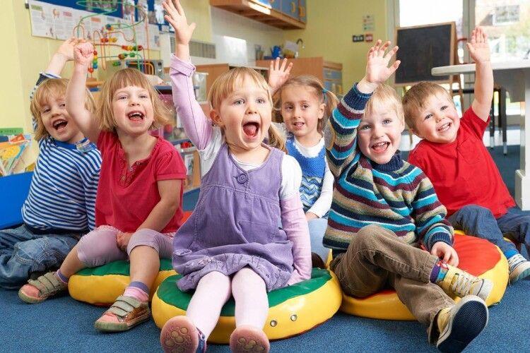 Які дитячі садочки працюватимуть влітку у Луцьку