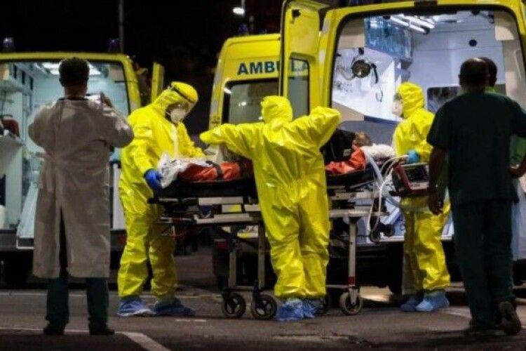 У Португалії найгірша в світі епідеміологічна ситуація: медицина вже просто не витримує навантаження...