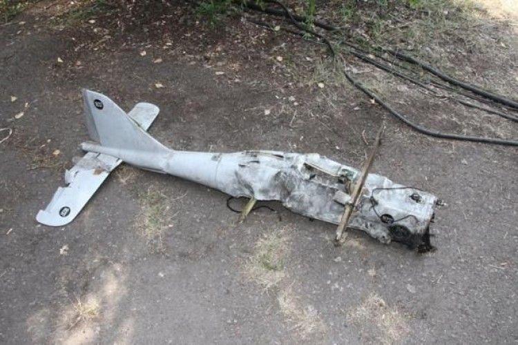 З початку «перемир'я» підрозділи української ППО збили вже третього російського «Орлана»
