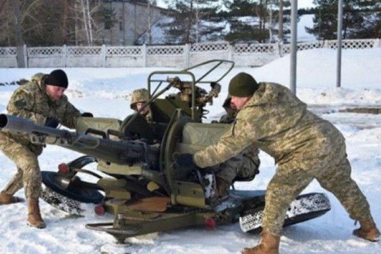Любомльські резервісти поїдуть на навчальні збори