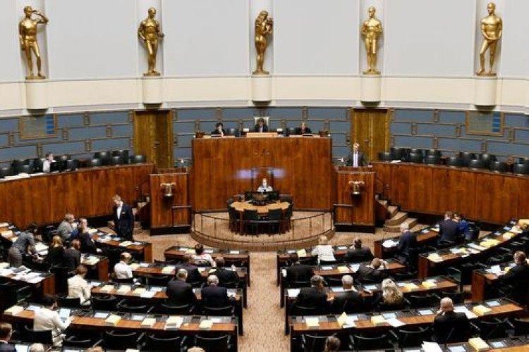 92 жінки у Фінляндії отримали депутатські мандати