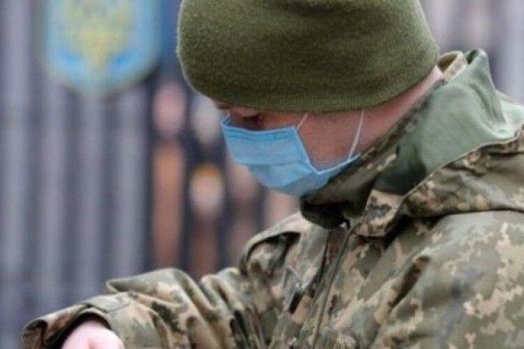 У Збройних Силах України підтвердили вже понад півсотні випадків COVID-19