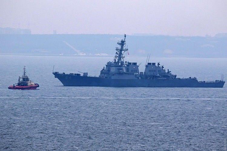 У Чорне море увійшов ще один ракетний есмінець США