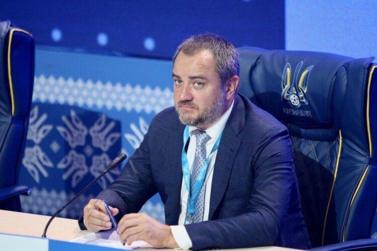 Президент УАФ Павелко підчепив коронавірус