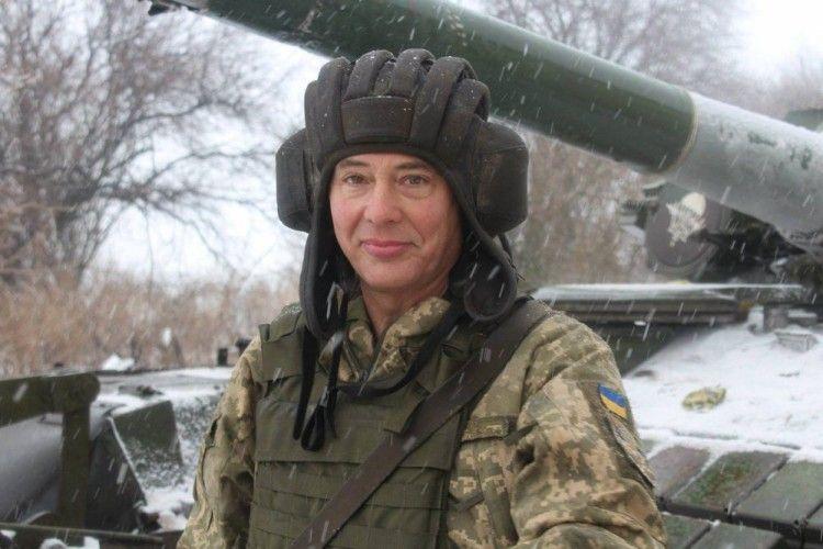 51-річний канадієць захищає Україну в АТО