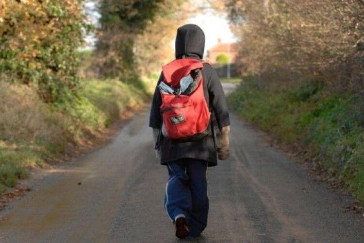 На Рівненщині знайшли безвісти зниклого хлопчика, якого шукали з допомогою квадрокоптера