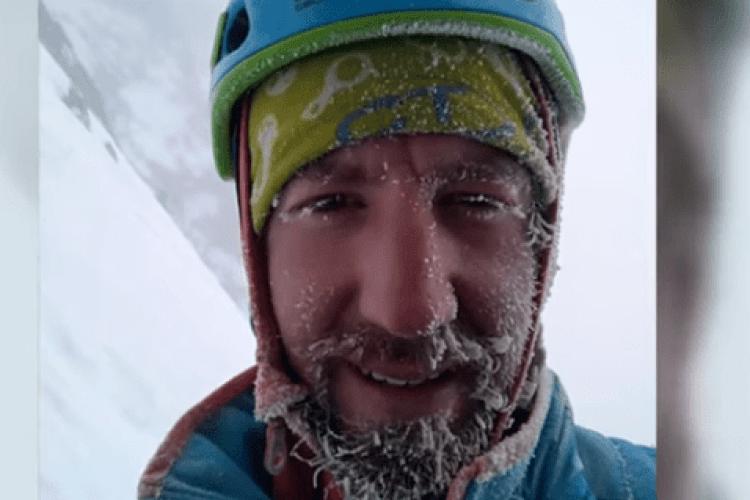 Житель Рівненщини підкорив Еверест (Відео)